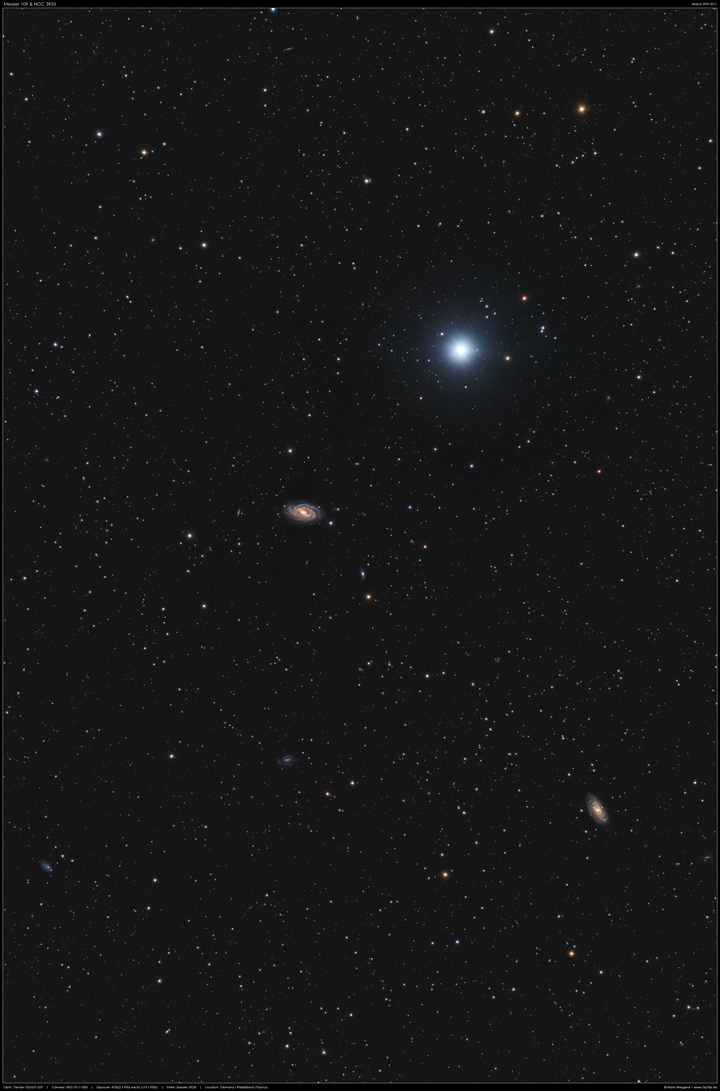 Galaxie Messier 109
