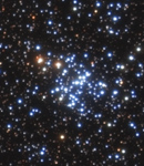 Messier 93 • Butterfly Cluster