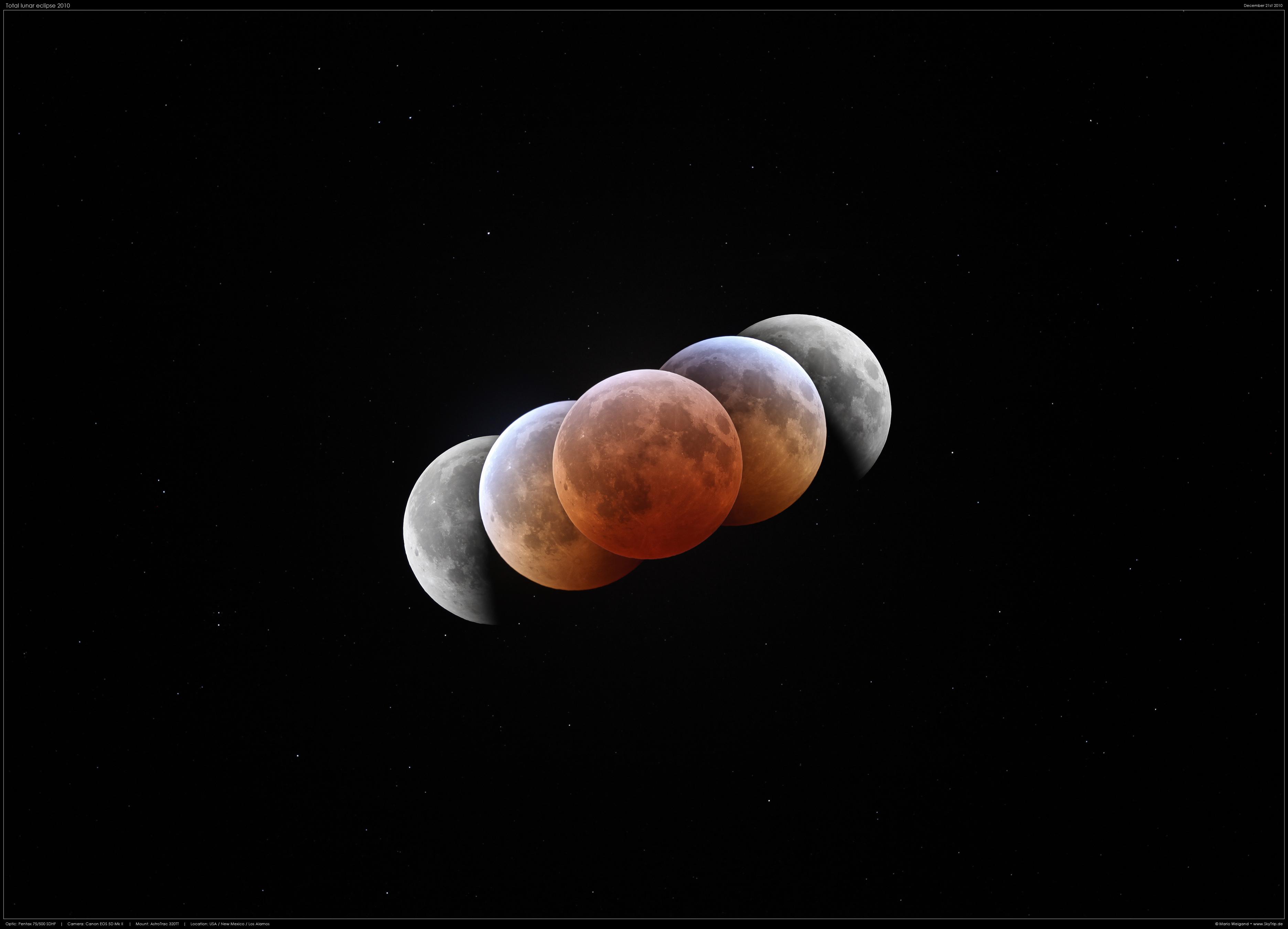 Lunar Eclipse (2010 December) Images - Page 2 - Starship Asterisk*