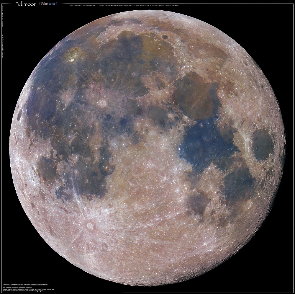 the mars moons color - photo #36